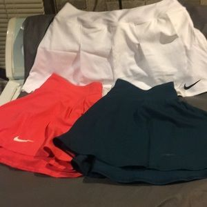 Nike tennis skirts